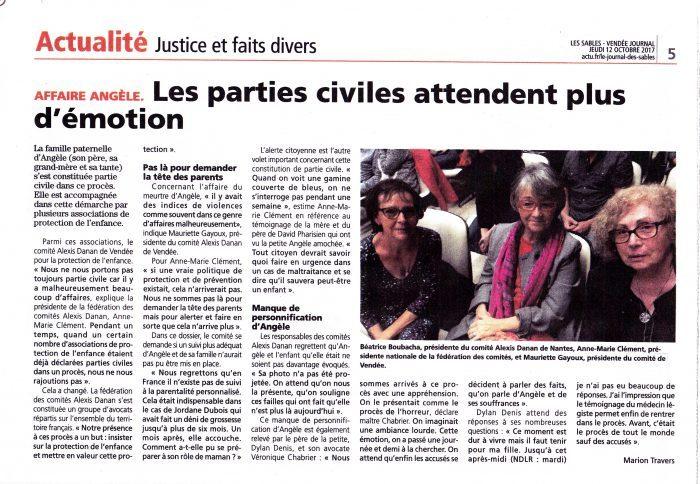 Protection de l'enfance Vendée Alexis Danan