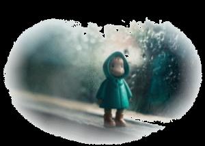 Protection Enfance Vendée Enfant Sous La Pluie